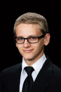 Quentin Graves senior picture]Sapulpa native Maxwell Quentin Graves will graduate from the Oklahoma School for the Deaf on May 25.